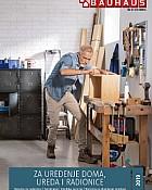Bauhaus katalog Uređenje doma, ureda i radionice