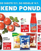 Kaufland vikend akcija do 14.7.