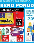 Kaufland vikend akcija do 7.7.