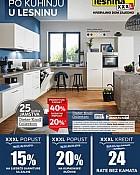 Lesnina katalog Kuhinje do 29.7.