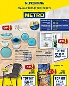 Metro katalog neprehrana Osijek Varaždin do 7.8.