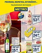 Metro katalog prehrana do 7.8.