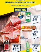 Metro katalog prehrana do 24.7.