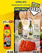 Metro katalog Super ljeto do 7.8.