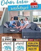 Mima namještaj katalog srpanj 2019