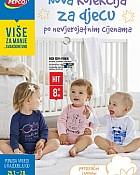 Pepco katalog Nova kolekcija za djecu