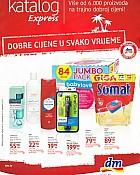 DM katalog Express kolovoz 2019