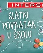 Interspar katalog Slatki povratak u školu