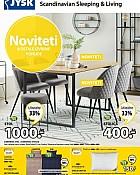 JYSK katalog do 4.9.