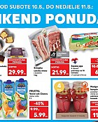 Kaufland vikend akcija do 11.8.
