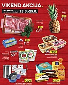 Konzum vikend akcija do 25.8.