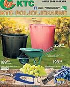 KTC katalog poljoljekarne do 11.9.