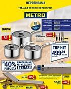 Metro katalog neprehrana Osijek Varaždin do 21.8.
