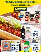 Metro katalog prehrana do 4.9.
