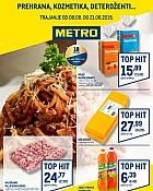 Metro katalog prehrana do 21.8.