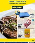 Metro katalog Ugostitelji do 4.9.