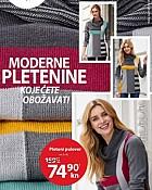 NKD katalog Moderne pletenine