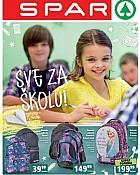 Spar katalog Škola 2019