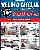 Harvey Norman katalog Velika akcija madraca do 30.9.