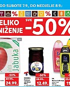 Kaufland vikend akcija do 8.9.