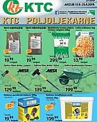 KTC katalog Poljoljekarne do 25.9.