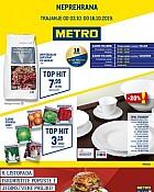 Metro katalog neprehrana Osijek Varaždin do 16.10.