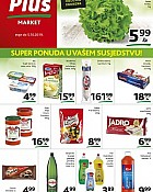 Plus market katalog do 5.10.