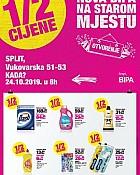 Bipa katalog Split Vukovarska