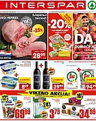 Interspar katalog do 22.10.