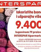 Interspar kuponi neprehrana studeni 2019