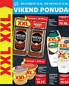 Kaufland vikend akcija do 13.10.