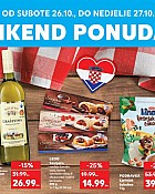 Kaufland vikend akcija do 27.10.
