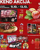 Konzum vikend akcija do 13.10.