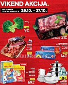 Konzum vikend akcija do 27.10.