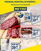 Metro katalog prehrana do 30.10.