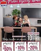 Mima namještaj katalog listopad 2019
