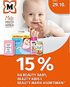 Muller akcija Dan beba -15%