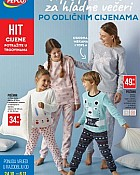 Pepco katalog Tople pidžame za hladne večeri