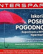 Interspar kuponi studeni 2019