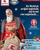 Kaufland katalog Igračke Božić 2019
