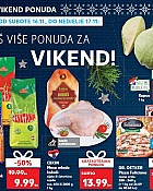 Kaufland vikend akcija do 17.11.