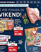 Kaufland vikend akcija do 24.11.