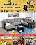 Lesnina katalog Zadar godišnjica do 18.11.