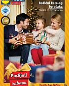 Lidl katalog Igračke Božić 2019