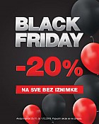 Mass akcija Black Friday 2019