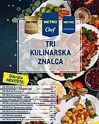 Metro katalog Tri kulinarska znalca