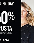 Modiana Black Friday vikend akcija