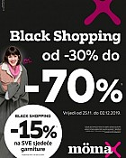 Momax katalog Black shopping