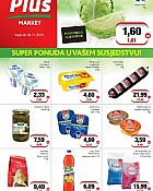 Plus market katalog do 30.11.