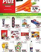 Plus market katalog do 16.11.